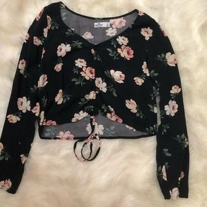 Hollister top, used once